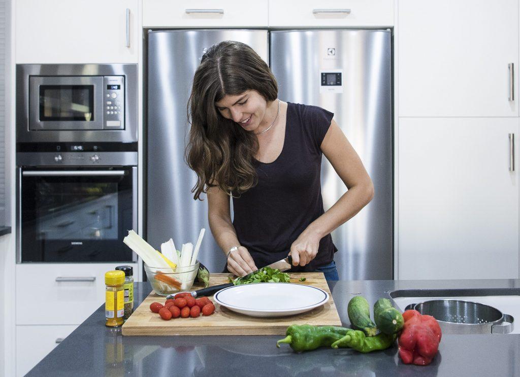 Trucos para reducir grasa y calorías al cocinar