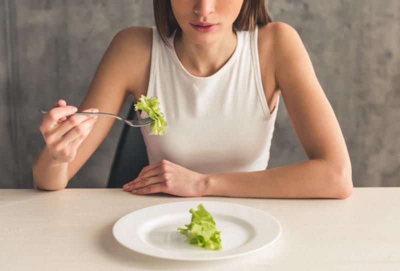Haz dieta ¡pero sin ansiedad!