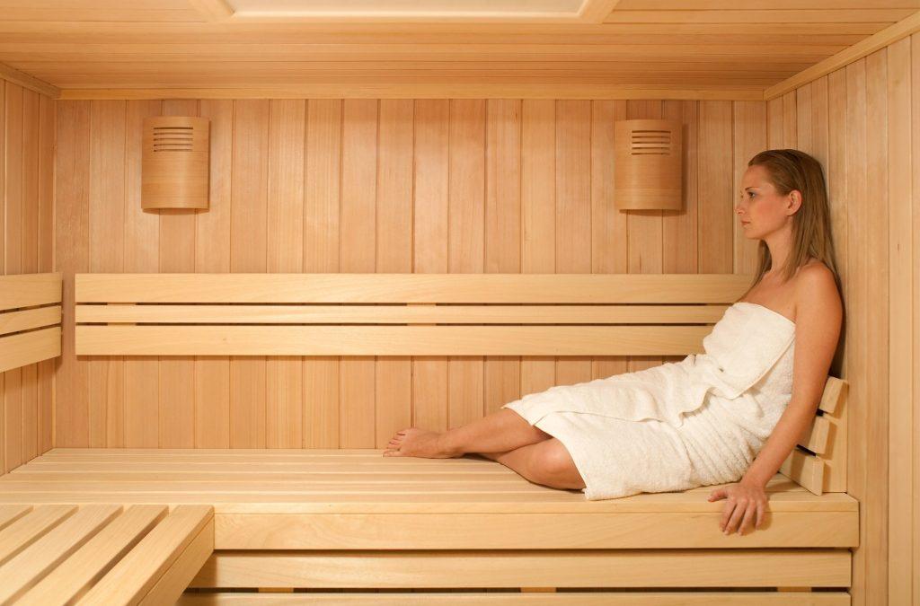 Beneficios de la sauna para bajar de peso