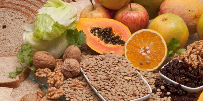 Las claves sobre el consumo de la fibra alimentaria