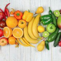 Beneficios que aportan los vegetales según su color