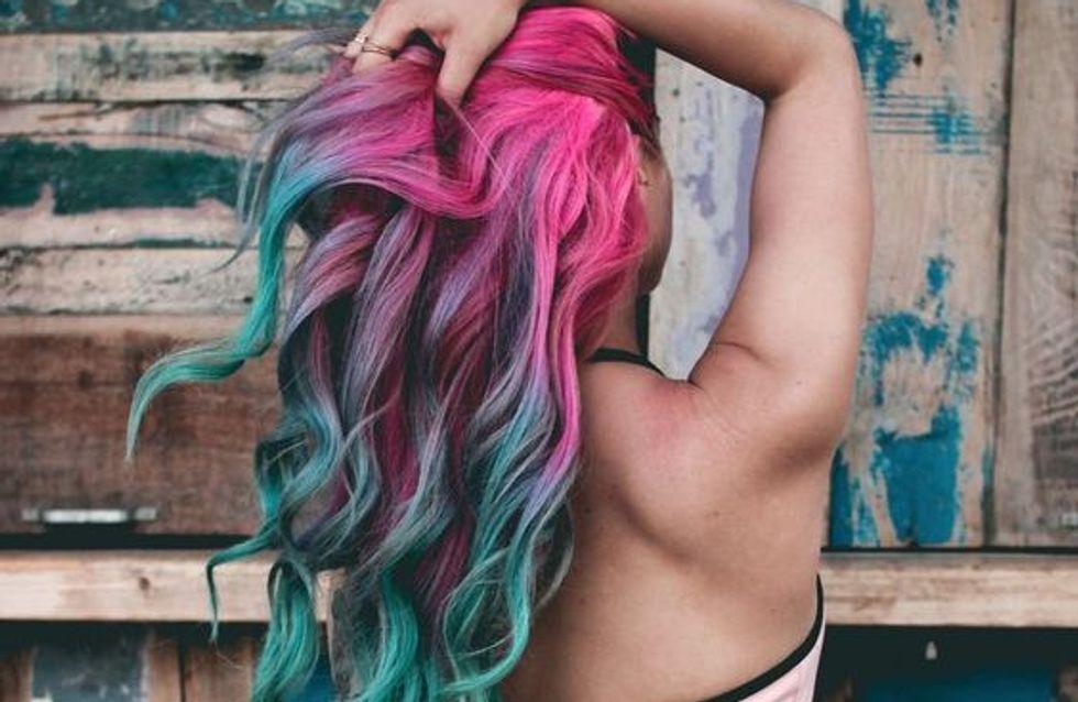 Decolorar el cabello sin dañarlo