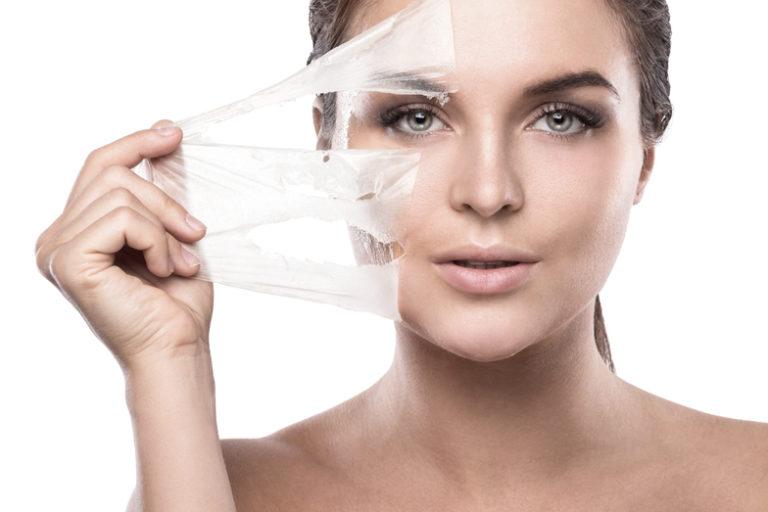 Peeling natural para una piel 100% radiante