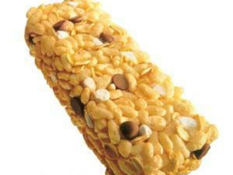 Receta de barritas de cereales casera
