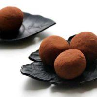 Receta de mochi de chocolate