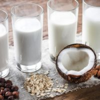 Receta para elaborar leche vegetal