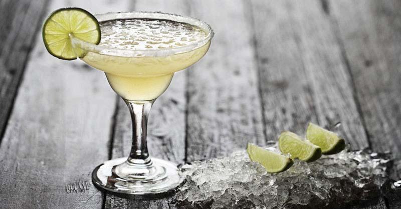 Receta de Margarita sin alcohol