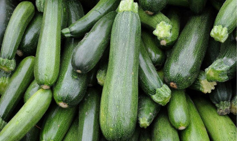 Beneficios de consumir calabacín