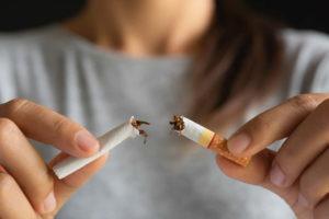 Métodos para dejar de fumar