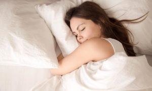 Técnicas para dormir mejor, por la noche