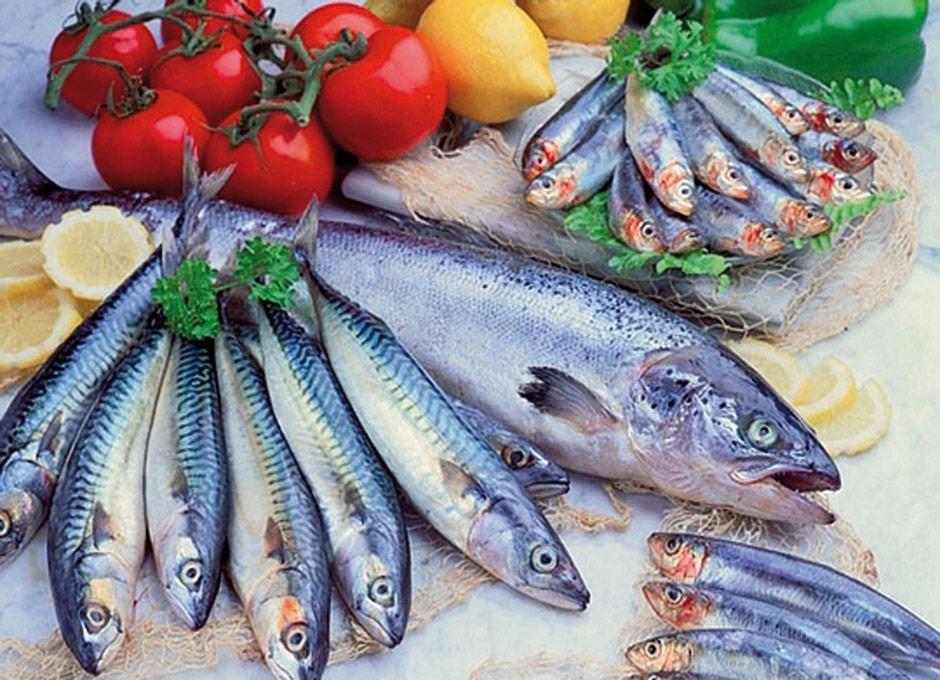 Comer pescado azul es bueno para el cerebro