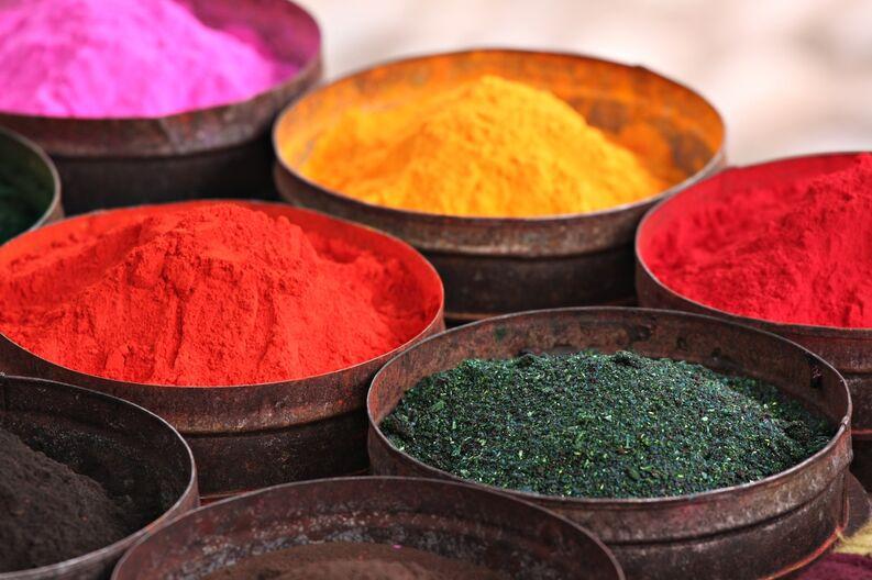 Los riesgos de consumir colorantes artificiales