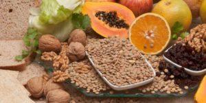 Dieta para aliviar el estreñimiento