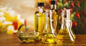 10 Aceites vegetales que favorecen a nuestro cuerpo