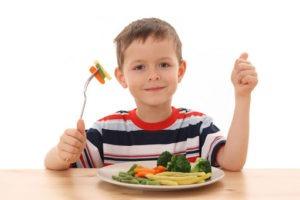Los mejores nutrientes para los niños