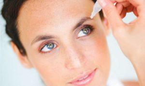 ¿Cómo tratar los ojos secos?