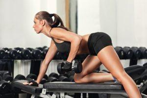 Nutrición deportiva para mujeres culturistas