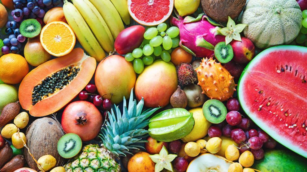 Frutas beneficiosas para tratar la candidiasis