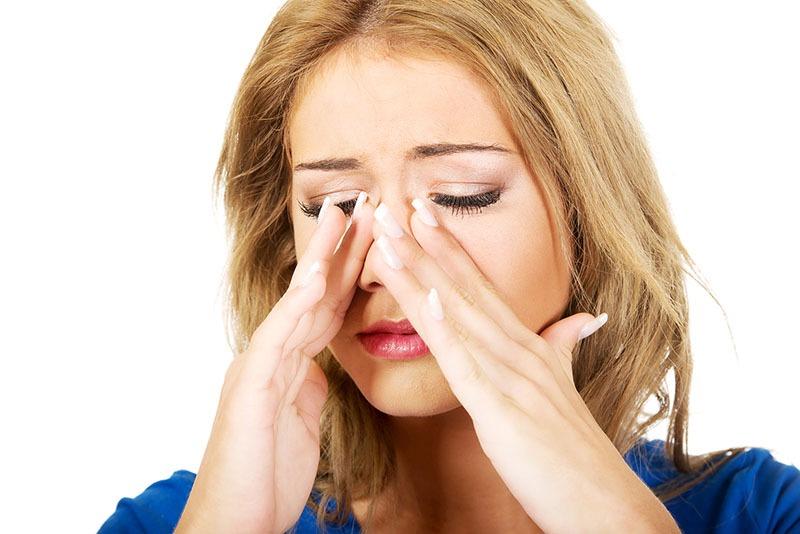 Remedios caseros para tratar la sinusitis
