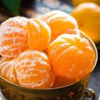 La cáscara de mandarina puede curar el cáncer