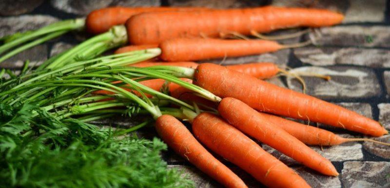 3 deliciosas recetas con zanahorias