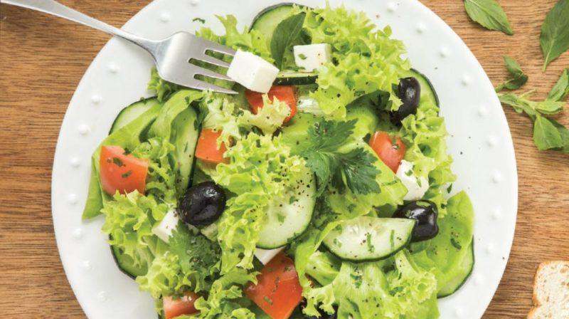 ¿Cómo preparar ensaladas perfectas?
