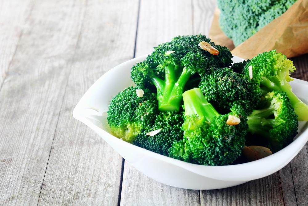 Brócoli al horno