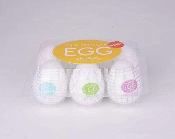 Huevo copa masculina