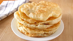Tortitas colombianas