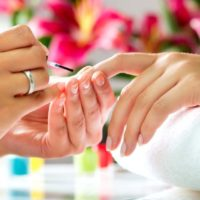 Higiene de uñas