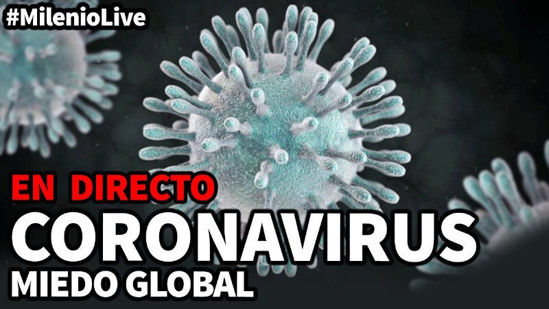 Milenio Live Coronavirus