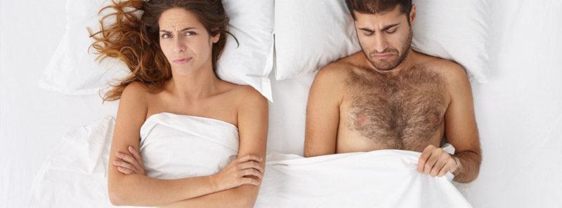 ¿Qué hacer si su pareja tiene una disfunción eréctil?