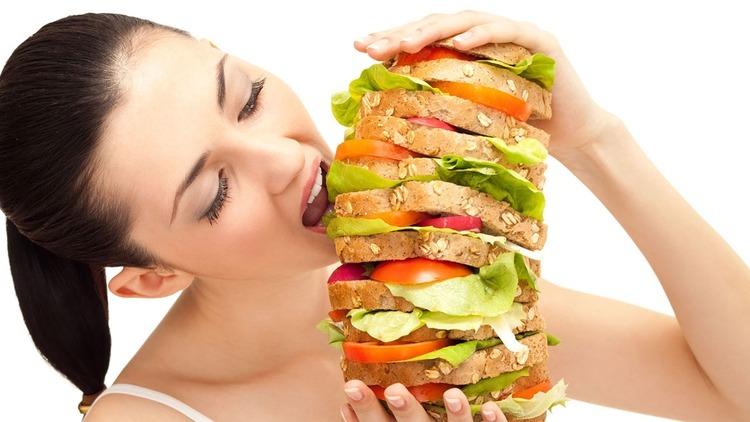 Comer rápido engorda