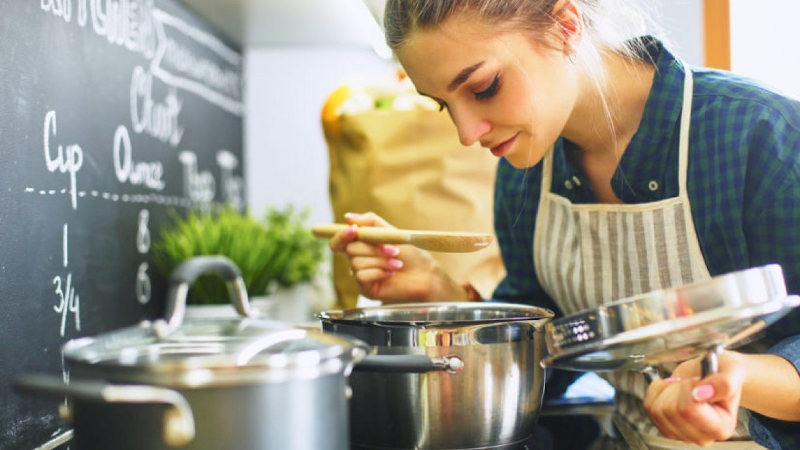 Como aprender a cocinar