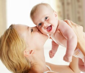 El cuidado de mamás y bebés