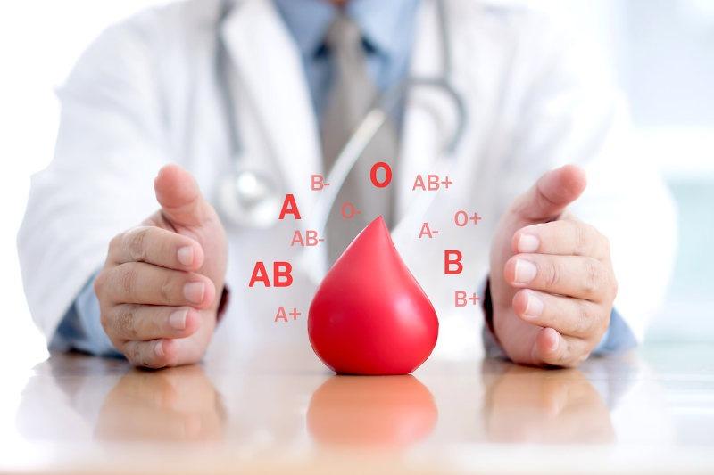 Grupo sanguíneo O+