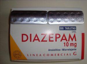 Comprar Diazepam