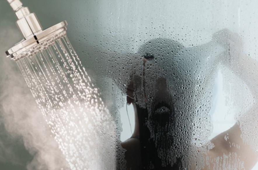 ¿Es malo ducharse con agua muy caliente?