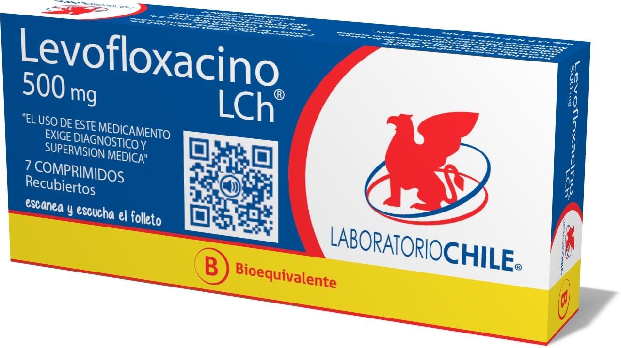 Levofloxacino