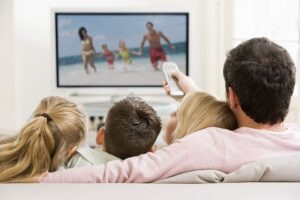 ¿Es malo ver la televisión muchas horas?