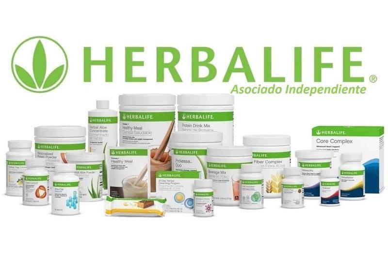 Productos Herbalife para bajar de peso
