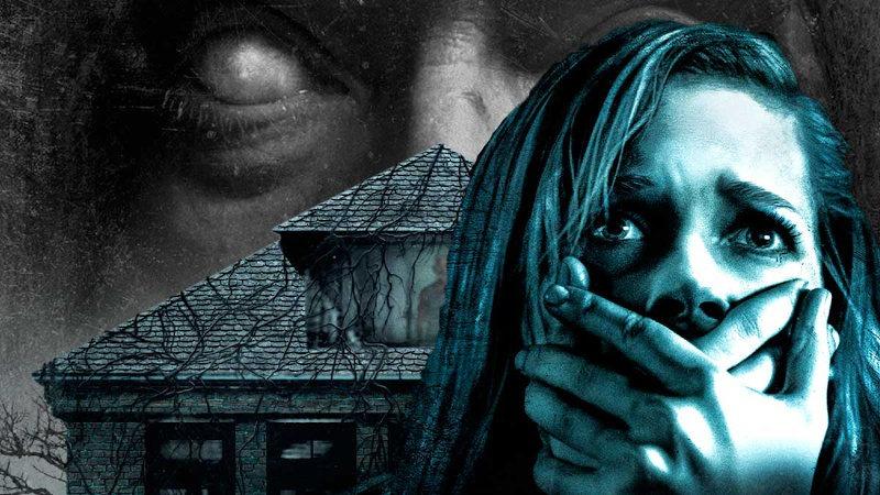 Ver películas de terror de Netflix en pareja