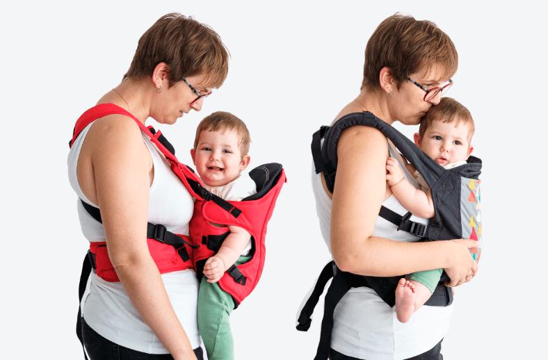 ¿La mochila portabebés es un accesorio de paseo cómodo?